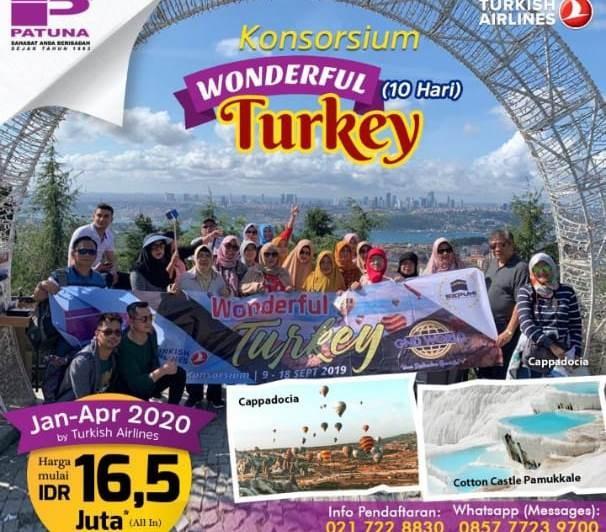 Mengunjungi Spot Muslim di Turki, Jangan Lupa Singgah ke Sini