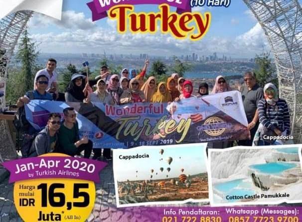 Buka Paket Wisata Muslim, Travel Ini Tawarkan Edutrip yang Mengasyikkan