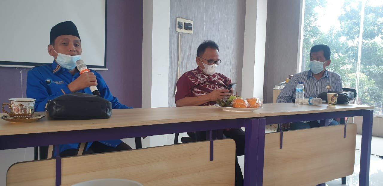 Silaturahmi ke Bandung, Asosiasi AMPUH Ingin Perkuat Kualitas Penyelenggaraan Umrah