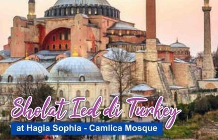Ditengah Ekonomi Wisata Menurun, Pengurus AMPUH Luncurkan Layanan Wisata Halal ke Turki