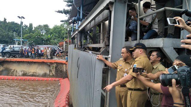 Banjir Jakarta banyak Dicari di Google