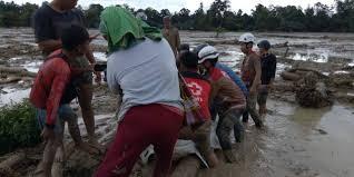 Cegah Kelaparan Korban Banjir, Jakarta Kirim Bantuan Makanan