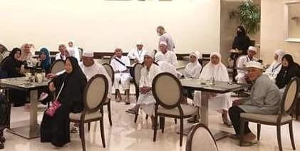 Setelah Landing di Madinah, Jemaah Haji Musfiratur Langsung Menuju Hotel yang Ditentukan