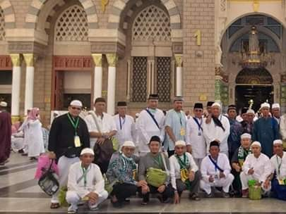 Mendapat Layanan Tarwiyah, Jemaah Haji Plus : Alhamdulillah, Kami Senang Sekali