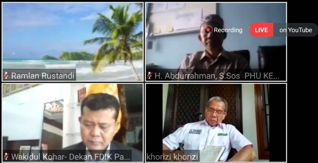 Jika Seluruh Jemaah Bisa Menerapkan Keshalehan Sosial, Dirbina Haji : Insya  Allah Indonesia Sejahte