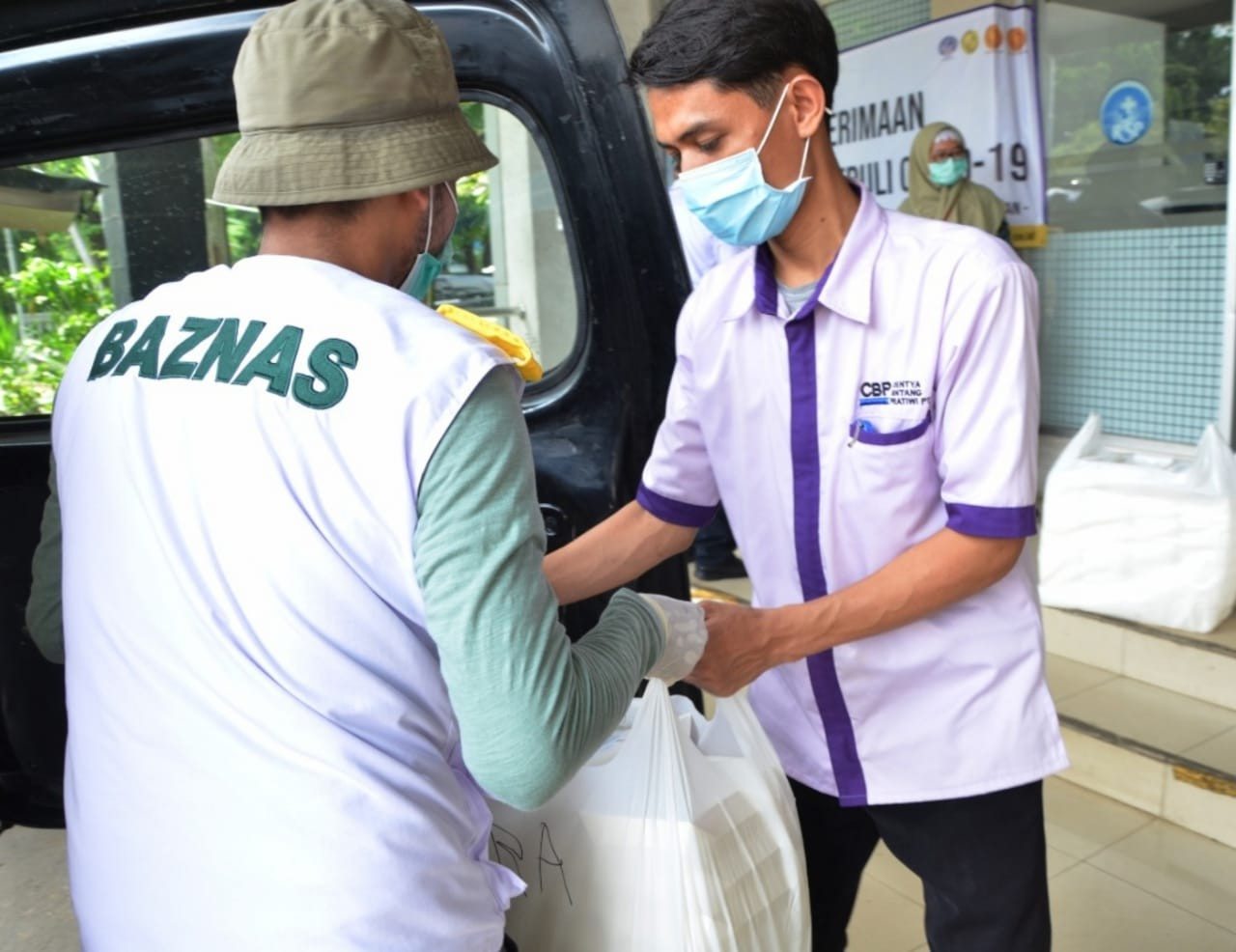 Tim Medis di RS Darurat Wisma Atlit Kembali Mendapat Dukungan Logistik