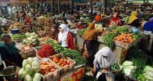 Jelang Tahun Baru, Harga Sembako di Pasar Tradisional Mulai Naik