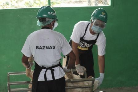 Melalui Youtube Channel, Baznas Sediakan Pelaksanaan Pelatihan Kurban