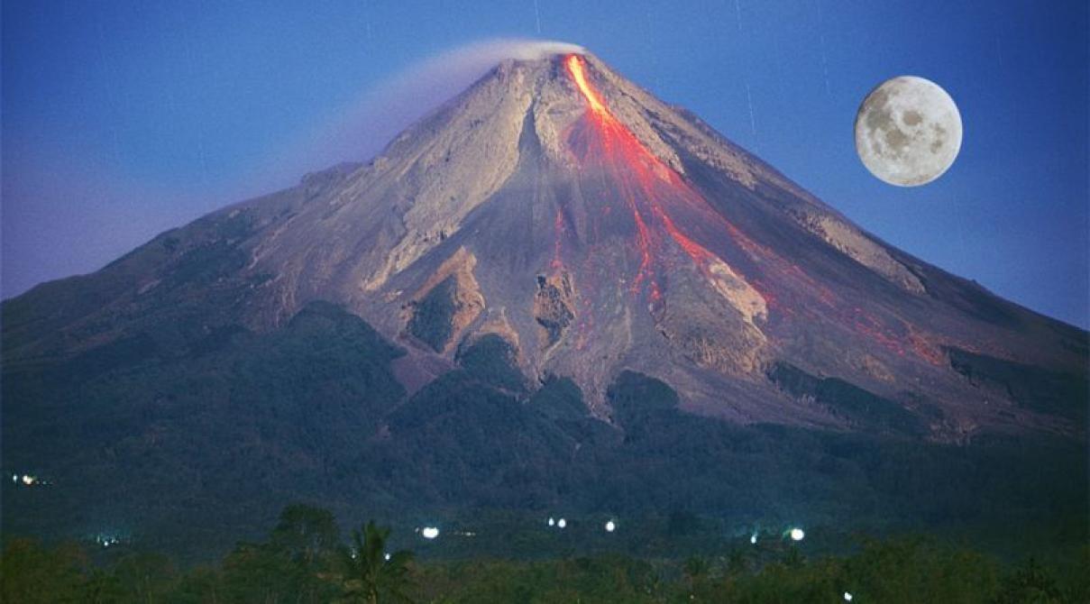 Status Gunung Merapi Berbahaya, 24 Tempat Wisata di Magelang Tutup