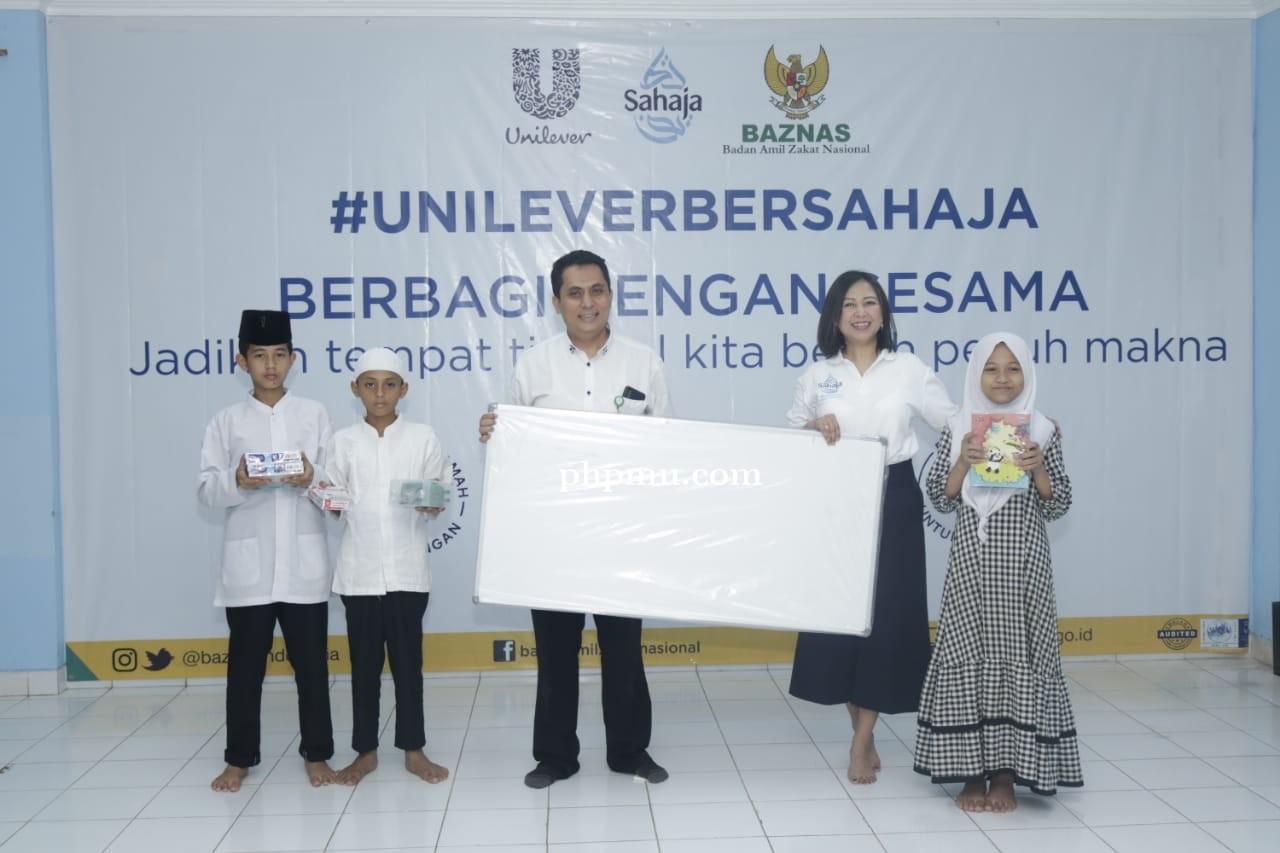 Terinspirasi dari Kebaikan Nilai-nilai Islam, Unilever Luncurkan Produk Kebersihan Rumah