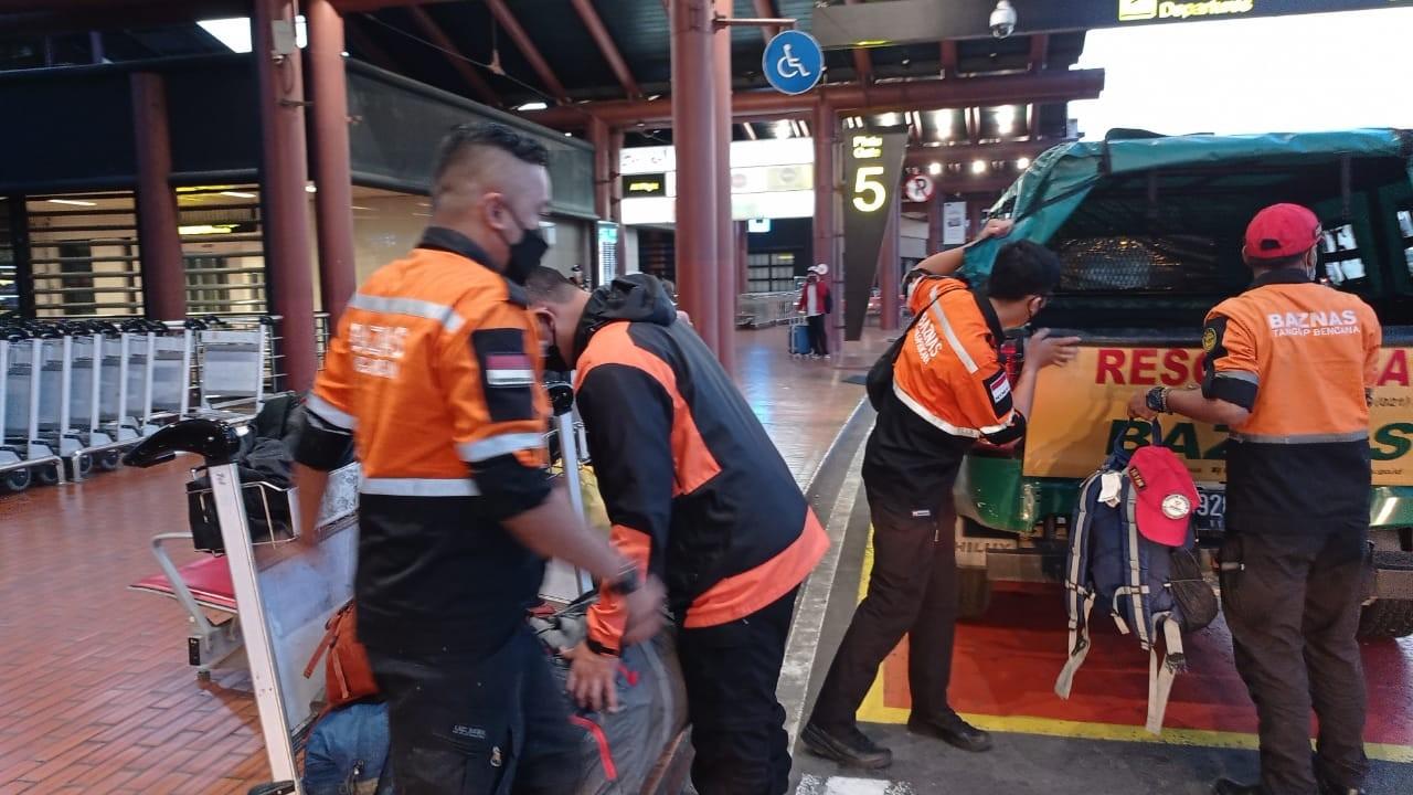 Bantu Korban Banjir di NTT, BAZNAS Kirim TIM BTB