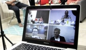 Lewat Diskusi di Jakarta, Pemerintah Dukung Teknologi Aplikasi Belajar Jarak Jauh